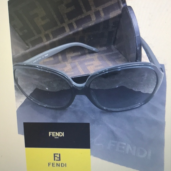 57bca63623ab Fendi Accessories - 😎 Fendi (Made In Italy) Designer Sunglasses
